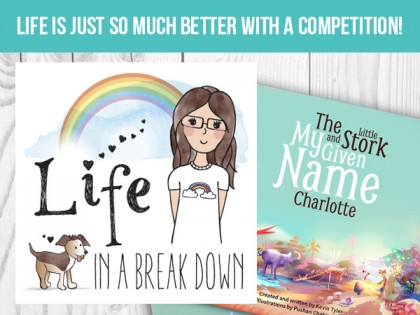 Competition – Life with a My Given Name Book!