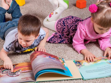 Importance of Rhyming to help kids read