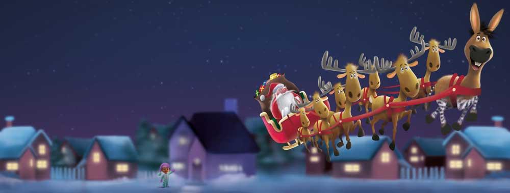 The Christmas Zonkey Story Book