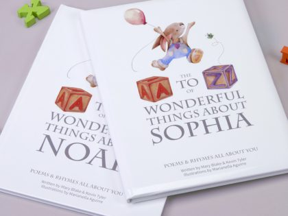 Win a Wonderful Book