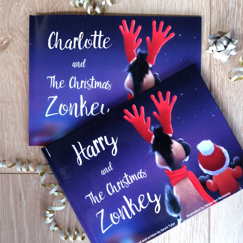 Personalised Christmas Book