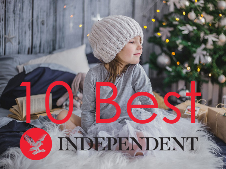 Top Ten Books Christmas